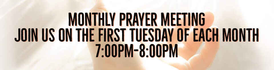 Monthly Prayer